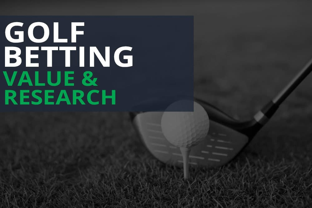 Golf Betting Research