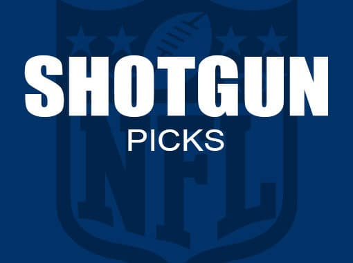 Shotgun Picks NFL Tips